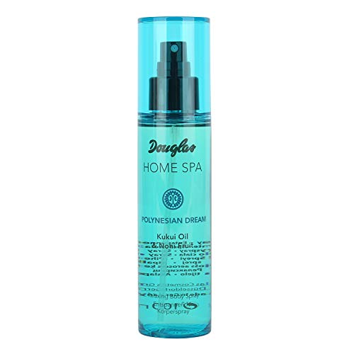 Douglas Home SPA - Polynesian Dream - Kukui Oil & Noni Fruit - Body Spray/Körperspray 100ml