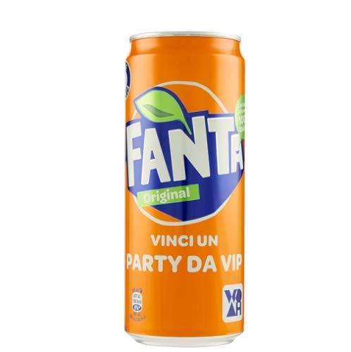 Fanta Orange XXL Paket (72x0,33l Dosen)