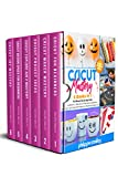 Cricut Mastery 2022 Edition: 6 Books in 1. The Ultimate Step-by-Step Guide to Explore Air 2, Maker & Joy. Design Space, Accessories & Tools, Tips & Tricks & DIY Projects from Beginner to Expert Level