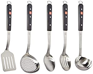 Wusthof Five Piece Kitchen Tool Set