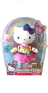 Hello Kitty Neon Fairy Glitter Doll by Hello Kitty