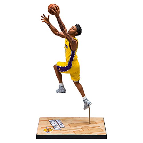 McFarlane NBA Series 30 BRANDON INGRAM #14 - Los Angeles Lakers Sports Picks Figure