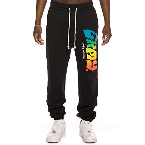 GRIMEY Pantalón Laughin Boy Sweatpant SS19 Black-L
