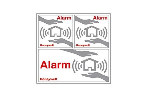 Honeywell Home HS3WS2S Pegatinas para Ventana, Accesorio de Alarma