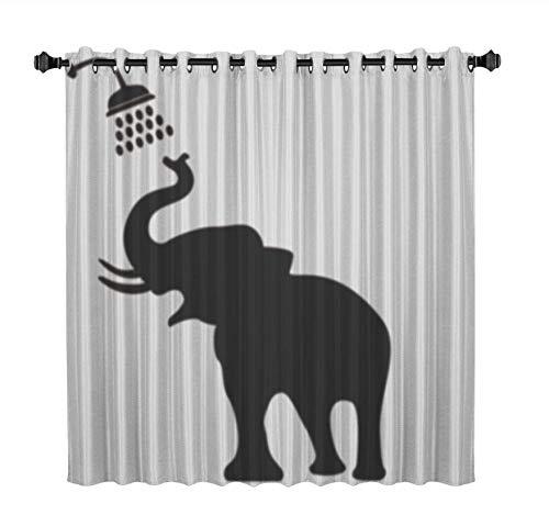 cortinas rusticas para salon