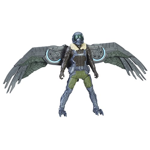 Spider-Man Marvel 's Vulture Hometrainer, 6 stuks