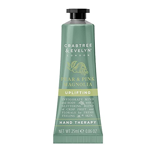 Crabtree & Evelyn Pear and Pink Magnolia Hand Therapy Handcreme 25g