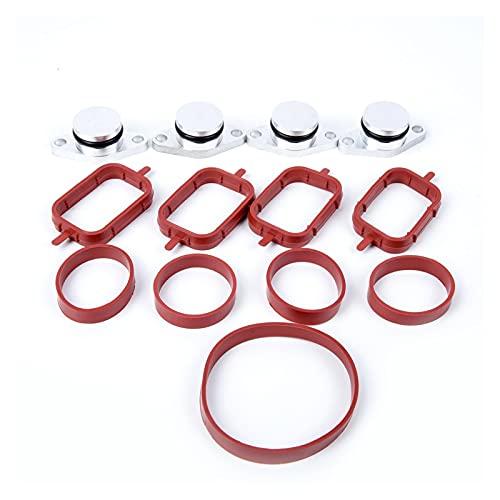 Yongyong MeiMei Store 4 PCS 22 mm Diesel Swirl Flap Blanks Gaskets...