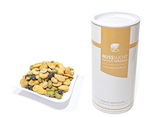 Nussmischung African Soul geröstet |Nussmix Inhalt: 500g | gesalzene Nüsse ohne Zusatz- und Konservierungsstoffe