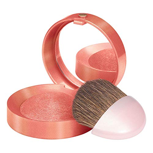 Bourjois - Little Round Pot Blush - Fard Illuminante Compatto - 41 Healthy Mix - 2.5 g