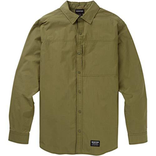 Burton Herren Hemd M Ridge Shirt, Größe:XS, Farben:Martini Olive