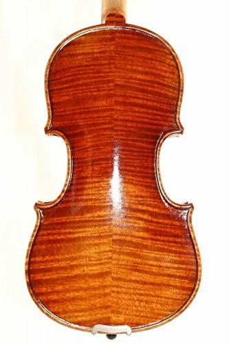 1/4サイズ バイオリン ハンドメイド 高品質 赤 レッド・ヴァイオリン コンクール向け