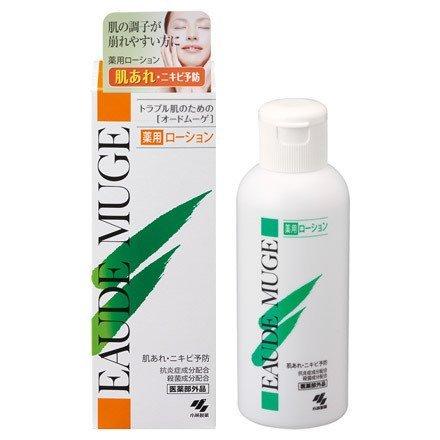 Eaude Muge Acne Lotion - 160ml - Japan No1 Acne Care Brand