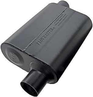 Flowmaster 942448 Super 44 Muffler - 2.25 Offset IN / 2.25 Offset OUT - Aggressive Sound