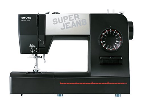 Toyota Super Jeans J15 Sewing Machine