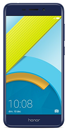 Honor 6C Pro Smartphone, IPS 5.2' HD (1280 x 720), 32 GB, 3 GB RAM, Blu