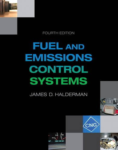 Automotive Fuel and Emissions Control Systems (Automotive Systems Books)
