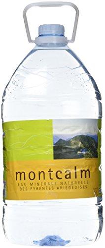 Montcalm Bouteille dEau Minérale Montcalm 5 L