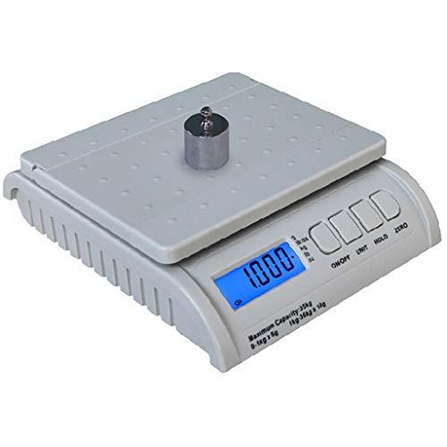 ZCXBHD Elektronische weegschaal, beknell-postschaal, zeer nauwkeurige Express online shop levering met een gewicht van elektronische weegschaal, pakketweegschaal