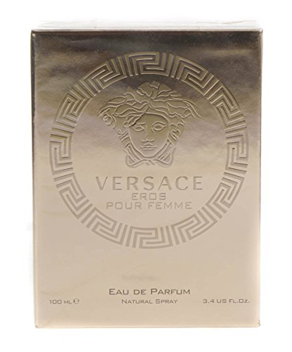 Versace Eros POUR FEMME 100ml Damen Eau de Parfum Spray