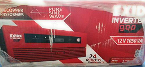 Exide Technologies 1050VA Pure Sinewave Home UPS Inverter with Digital Display