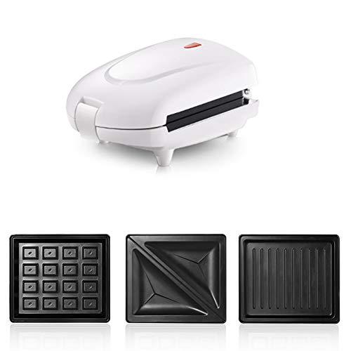 CHAN Up To Date Qualität Mini-Sandwich-Hersteller Elektrischer Waffeleisen Maschine Backen Kuchen Ofen Brot Muffin-Frühstück Toaster