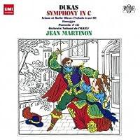 デュカス:交響曲/歌劇「アリアーヌと青ひげ」第3幕への前奏曲/オネゲル:夏の牧歌