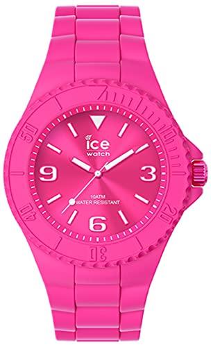 Ice Generation Reloj para Unisex Analógico de Cuarzo con Brazalete de Silicona IC019163