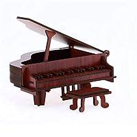 Sperrins 子供のための3D木製ピアノパズル、DIYパズルのおもちゃ、組立工芸品モデル開発ホームレジャーとエンターテイメントデスクトップ装飾