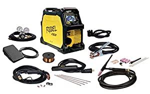 ESAB Rebel EMP 205ic AC/DC Multi-Process MIG/STICK/TIG Welder from ESAB