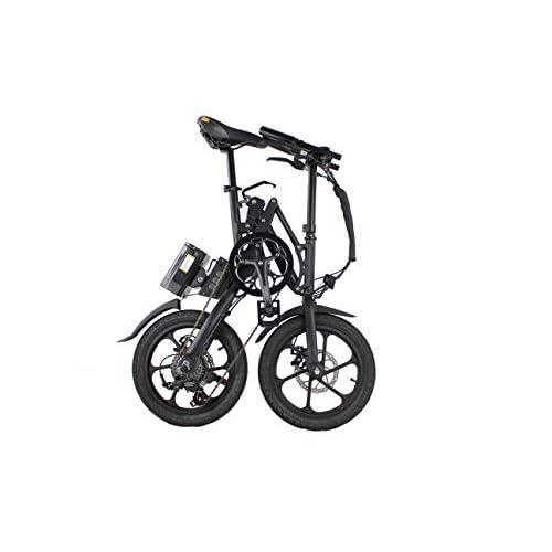 Kwikfold 2019 Xite 3A Bicicletta Elettrica Pieghevole Ebike Pedelec 16