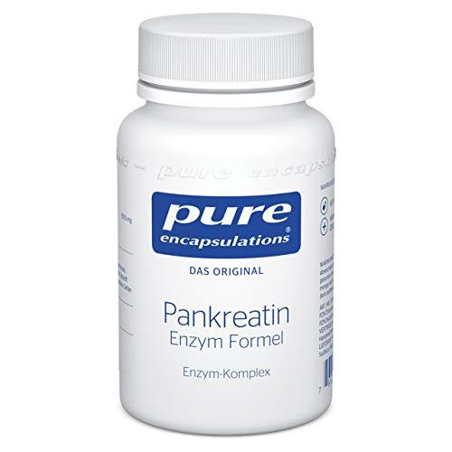 Pure Encapsulations - Pankreatin Enzym Formel - 60 Kapseln