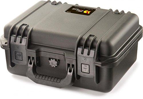 Peli-Storm IM2100 Koffer Met schuim zwart.