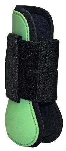 Kerbl 322735 Neopren Gamaschen Full, grün