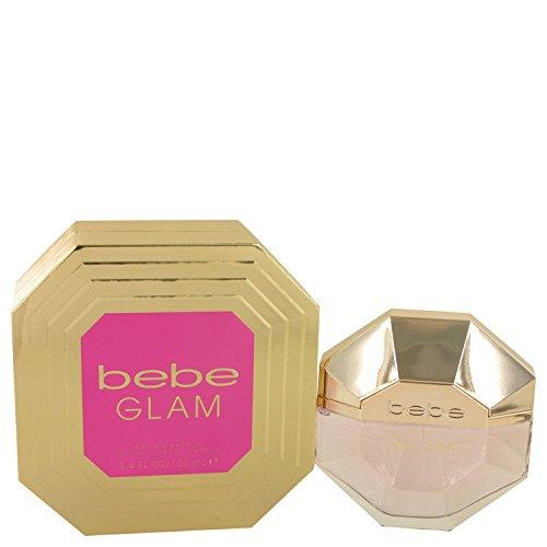 Bebe Glam Eau De Parfum Spray By Bebe