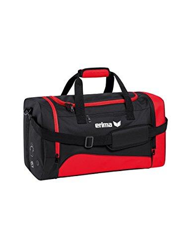 erima Sporttasche Sporttasche, 55 cm, 49, 5 Liter, rot/schwarz