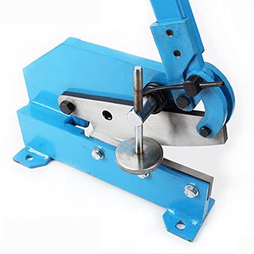 ZGQA-GQA 150mm Manual de corte de la máquina de corte pequeño acero inoxidable tira hierro tijeras corte industrial cobre y aluminio metal guillotina