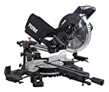 Ferm MSM1039 Ingletadora 1500W-210mm-Segura y Estable-con TCT T24 Hoja de...