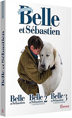 Belle et Sébastien : La Trilogie [Francia] [DVD]