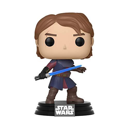 Pop! Star Wars The Clone Wars - Figura de Vinilo Anakin Skywalker