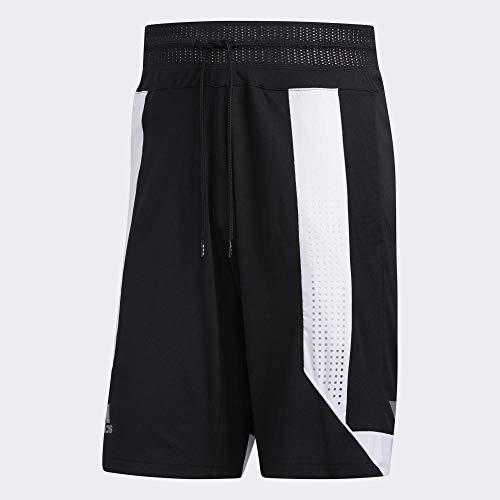 adidas Herren Kurze Hosen C365 Short, Negro/Blanco, L, DZ5819