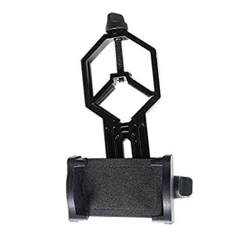 Rokoo Universal Handy Adapter Halterung für Fernglas Monokulare Spektiv Teleskop für iPhone Sony Samsung Moto