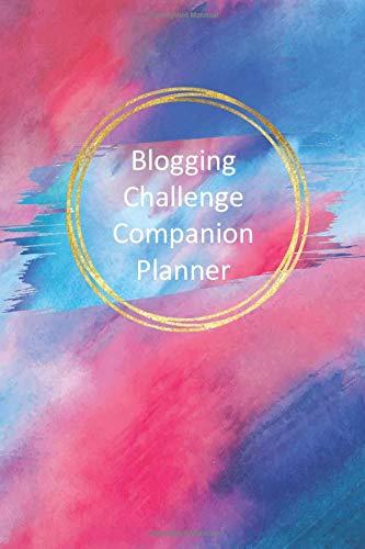 [画像:30 Day Blogging Challenge Companion Planner: Map Your Way To Business Blogging Success]