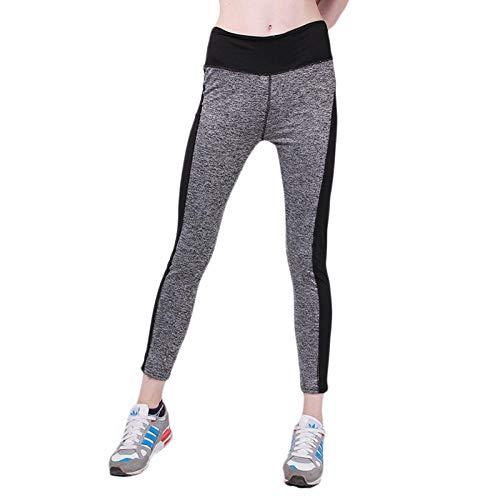 Yogabroek extra zachte legging met zakken voor dames,Elastische legging voor dames, joggingbroek XL,Blouse met V-hals
