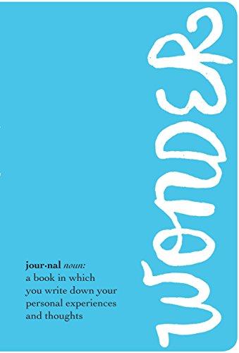 The Wonder Journal