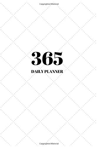 365 Daily Planner: 2020 Calendar Project Soft Cover Blank To Do List Pocket Organizer Weekly Monthly Journal Agenda Planning Book Size 6 X 9 January ... School Boys , Girls , Womens , Mens Vol.3