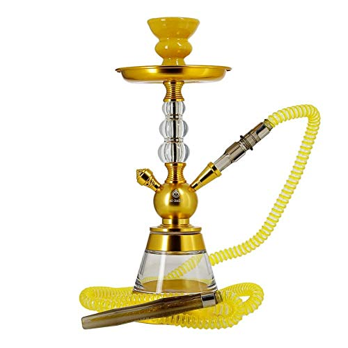 El Badia Heavenly Junior Shisha 2.0 Gold