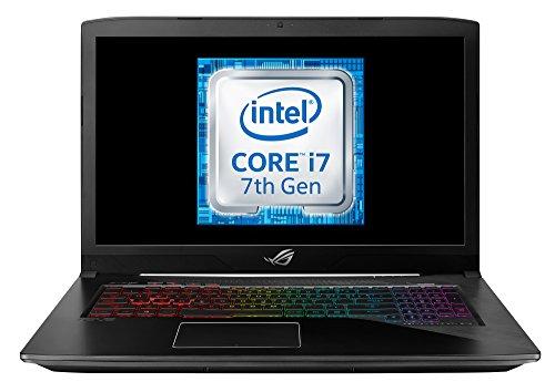 "Asus GL503VM-ED032T Notebook, Display da 15.6"", Processore i7-7700HQ, 2.8 GHz, SSD da 128 GB e HDD da 1000 GB, 16 GB di RAM, nVidia GeForce GTX 1060 6 GB GDDR5 [Layout Italiano]"
