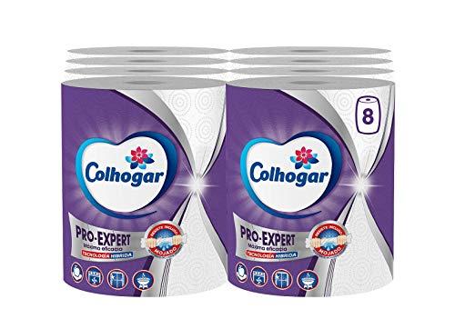 Colhogar Papel Cocina Jumbo Expert - 8 Rollos (8x1)