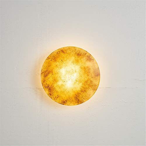 Muur Sconce Lichten Eenvoudige Romantische Restaurant Creatieve Moderne Wandlamp Kamer Planet Licht lamp